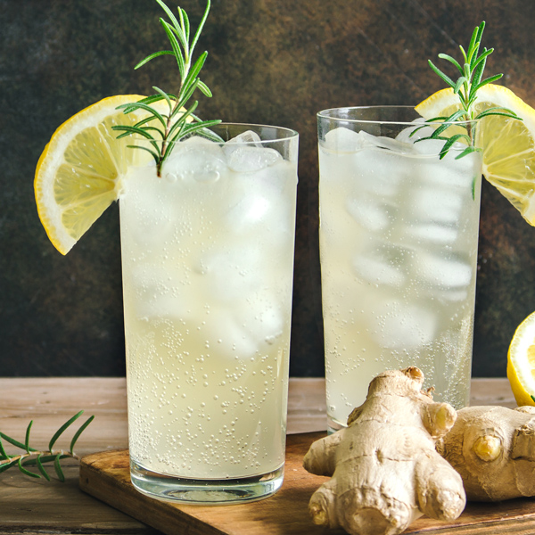 Luxe Ginger Ale