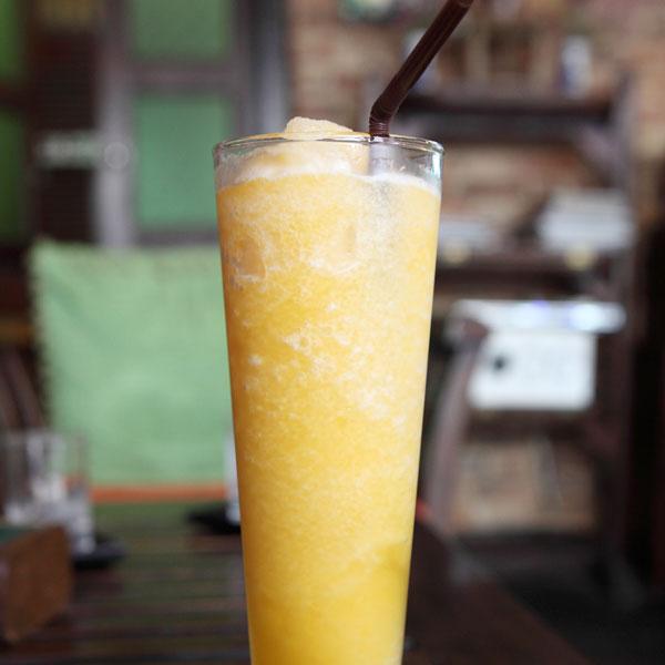Pineapple Passion Shake