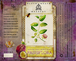 Passiflora by Black Heath Meadery