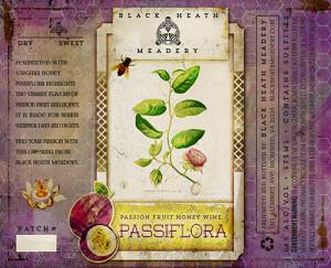 Passiflora by Black Heath Meadery