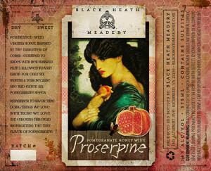 Proserpine by Black Heath Meadery