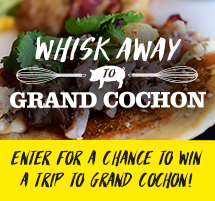 Whisk Away to Grand Cochon