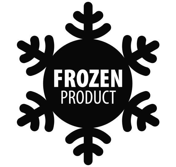Frozen product icon