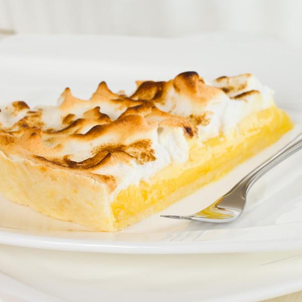 Passion Fruit Meringue Pie