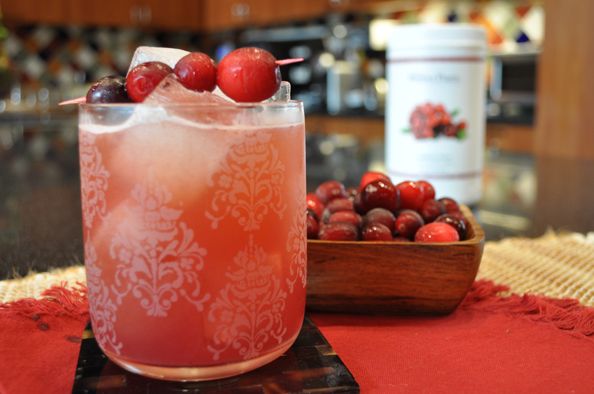 Eat, Drink & be Cranberry