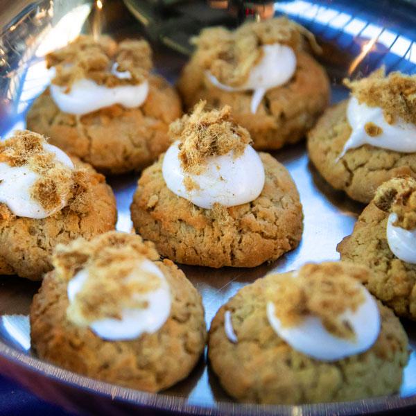 Oatmeal Fluffernutters
