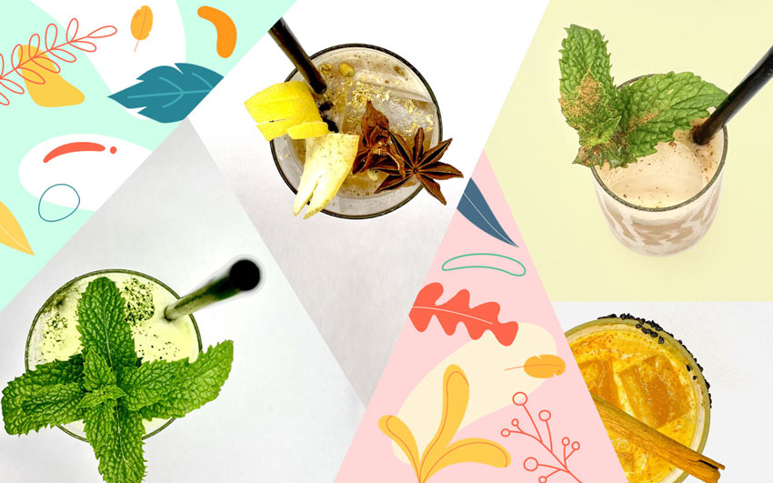 Staycation Summer Cocktails