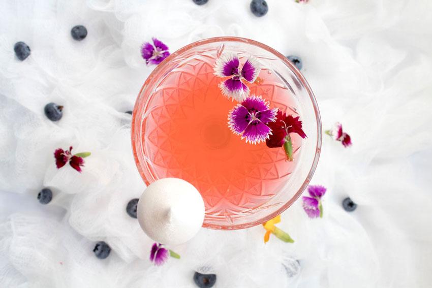 Floral & Botanical Cocktails